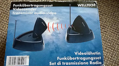 Welltech Wireless Video Sender