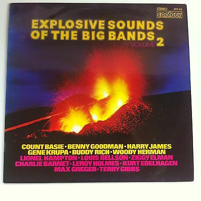 Explosive Sounds of the Big Bands Volume 2, Brass Band, Count Basie, Max Greger