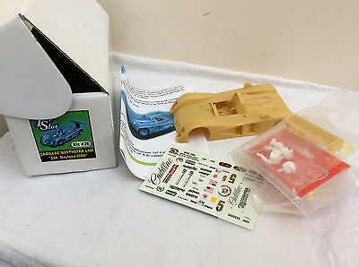 TOP SLOT 1/32 Resin #26 Cadillac Nosthstar LMP 24h Daytona 2000  KIT