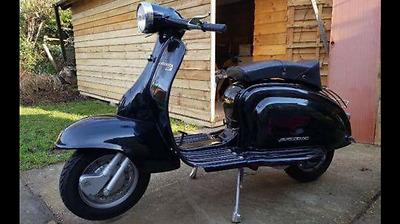 Lambretta Li150 (registered as Li125)