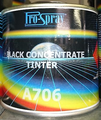 Pro-Spray A706 Black Concentrate Tinter Solvent
