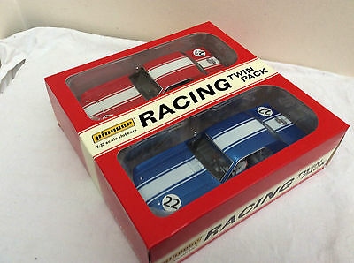 PIONEER 1/32 RTP#2 Mustang Racing Twin Pack     BOXED
