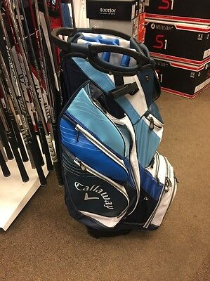 Callaway Org 15 Cart Bag NEW