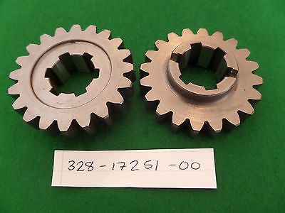 New Yamaha Tz250 Tz350 Fifth Wheel Gear 20T 5Th Td3 Tr3 Tz 250 350