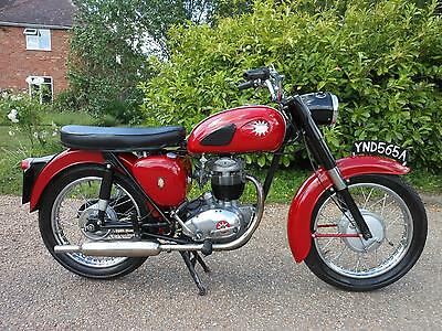 Bsa B40 1963, 350 Single, Usable Light Weight Classic In Good Order.