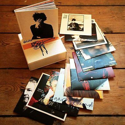 ANDY WHITE - STUDIO ALBUMS 1986-2016 BOX SET (12 cds & hardback book)
