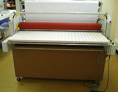 Heavy duty Cold Laminator