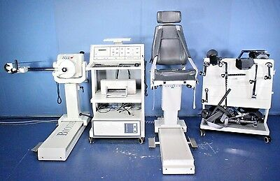 Biodex System 3 Dynamometer Isokinetic Therapy System with Warranty