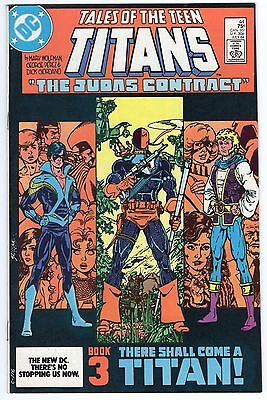 Tales of the Teen Titans #44 NM 9.4 1st Appearance Nightwing High Grade Key