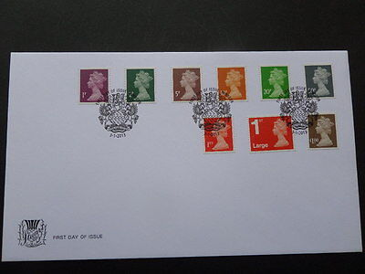 2013 Definitive Issue First Day Issue on Stuart Envelope with Windsor Postmark