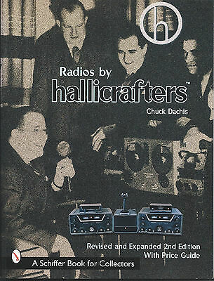 Livre : Radios By Hallicrafters 2Nd Edition
