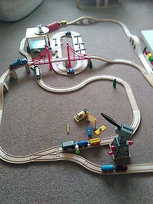 Thomas The Tank Engine Large Wooden Set