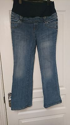 Redherring maternity over bump jeans size 14