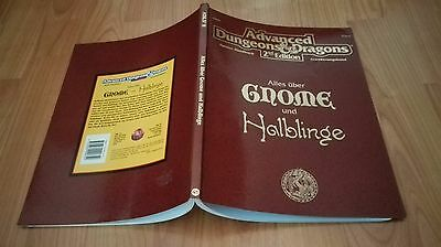 Alles Über Gnome Und Halblinge Ad&d Advanced Dungeons & Dragons