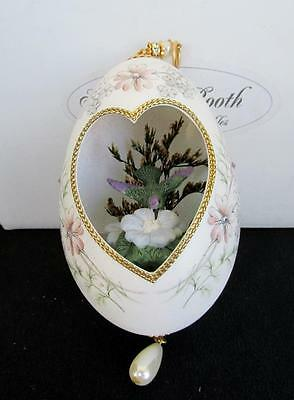 Just Gorgeous Real Egg Decoration 'julia' Boxed Kt1641