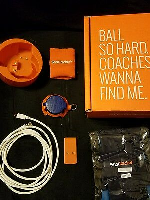 ShotTracker Basketball Shooting Trainer