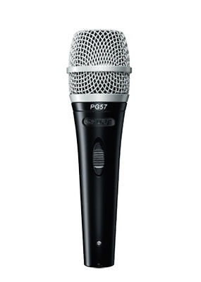 Shure PG57-XLR Brand New Discontinued item FREE Shipping