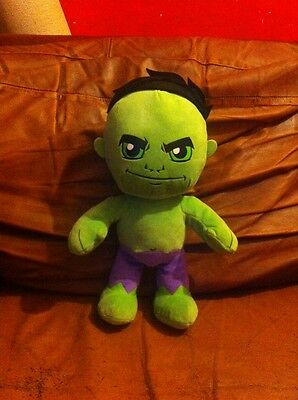 "Marvel Avengers The Hulk 13"" Plush Soft Toy"