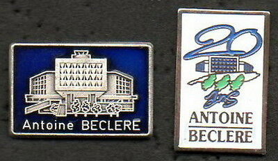 Lot 2 Pin's - Hopital Antoine Beclere - Collection