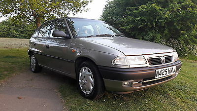 Vauxhall Astra1.6 Gls Silver 1996 Future Classic Car?