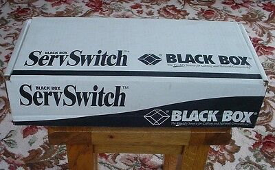 Brand New Black Box Serv Switch Sw721A-R4
