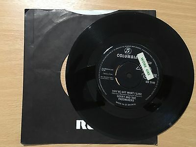 """Gerry and the Pacemakers: I'm the One 7"""" Vinyl Single 1964"""