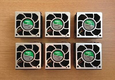 6 x HP ProLiant, DL380 G5, DL385 G2, System Fan (394035-001, 407747-001) - Nidec