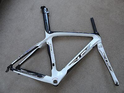 RTS TTR3 Carbon Frame and Fork Small