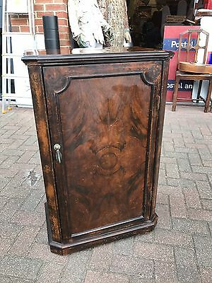 Fine Quality Inlaid Walnut Victorian Music Cabinet. With Contents. Offers?