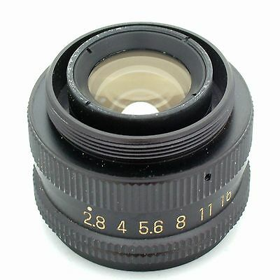 Hoya Super EL 50mm f2.8 enlarging lens, excellent condition