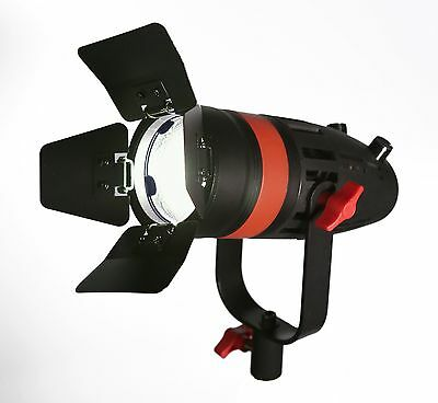 Boltzen 55w Fresnel Focusable LED - 96 CRI