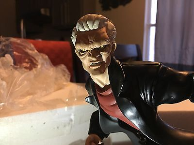 Buffy Electric Tiki Spike Exclusive Statue Figure Price Lowered 2 Days Only