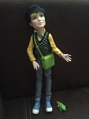 Monster High Poupée Doll / Jackson Jekyll / 1st First Wave, Basic 4, Crossfade