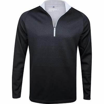 Nike Golf  Mens Hypervis 2.0 1/2 Half Zip Sweater Top Brand New Size Small