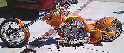 2005 Custom Built Motorcycles Chopper  pecial construction