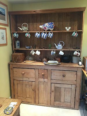 Antique Welsh dresser