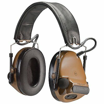 3M 93705 Peltor ComTac Communication Headset