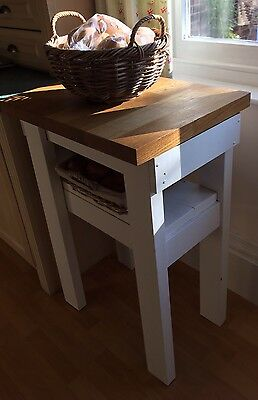 Breakfast Bar/Kitchen/ Butchers Block Island, Lovely Condition