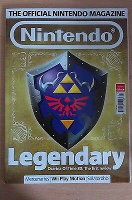 The Official Nintendo Magazine Issue 70 (7/2011)