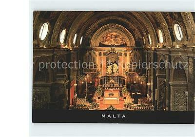 71850779 Valletta Imposing splendour of St Johns Cathedral Valletta