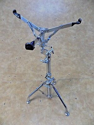 Vintage 1970's Ludwig Atlas Snare Drum Stand w/Swivel Feet