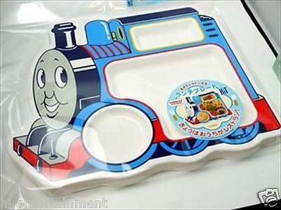 NEW Thomas and friends the Thomas tank engine lunch plate KP-166