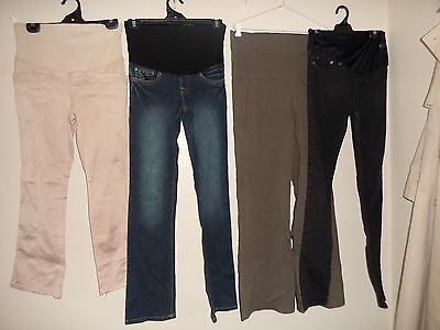 ladies maternity pants & jeans size s small
