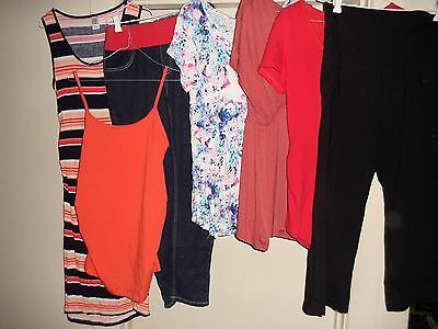 Maternity Mixed Items Tops Dress Jeans Pants Size 12 Bub2B Target
