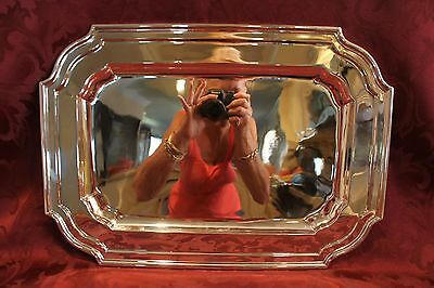 Tray Sterling Silver By William B.durgin Made For Grogan Co..of Pittsburgh