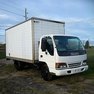 Isuzu NPR Pantec Truck with rear tail lifter and remote - tailgate lifter manual