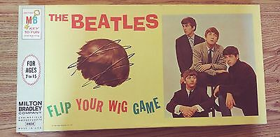 """The Beatles Flip Your Wig Game"" US 1964 complete nm- cond w/ no corner splits"