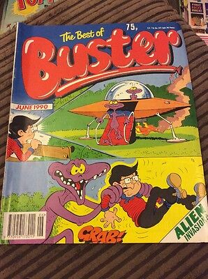 The Best Of Buster from June 1990
