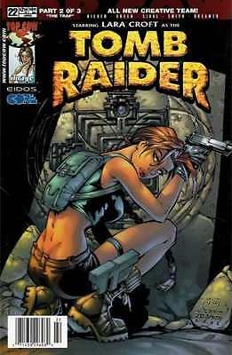 Tomb Raider: The Series #22 in Near Mint condition. FREE bag/board