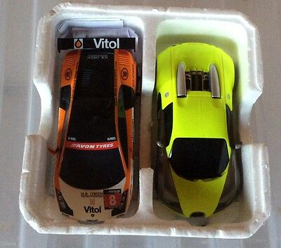 Scalextric Digital cars two in very good condition